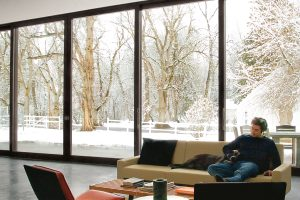 What Are Lift & Slide Doors?